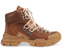 Leather and Original GG trekking boots