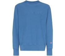 logo-embroidered jumper