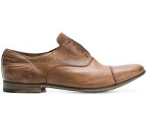 Oxford Schuhe ohne Schnürsenkel