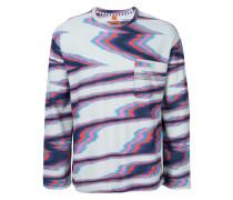 illusion effect sweatshirt