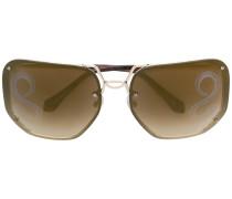 Gallicano oversized sunglasses