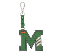 Schlüsselanhänger aus Saffiano-Leder