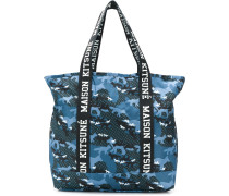 x Eastpak Camouflage-Shopper