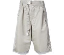 Cargo-Shorts mit hohem Bund