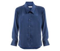Hemd aus Satin
