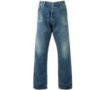 Klassische Jeans mit geradem Bein