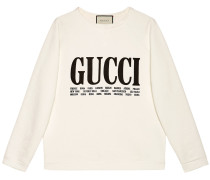 Cities print sweatshirt