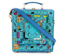 'Paris Game Board' Clutch