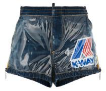 K-Way track shorts
