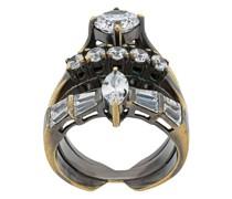 Mehrlagiger 'Eclipse' Ring