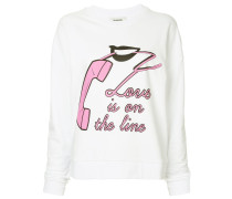 'Love Is On The Line' Top