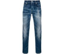 'Mius' Jeans mit schmalem Bein