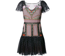 Bourgeois mini dress