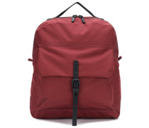 buckle pocket backpack