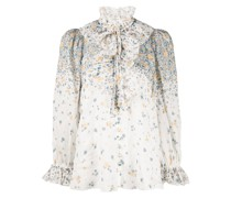 'Carnaby Waterfall' Bluse
