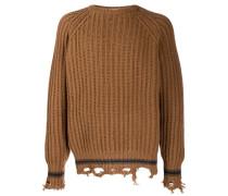 'Kunio' Distressed-Pullover