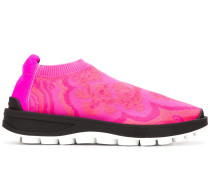 Sneakers mit Paisleymuster