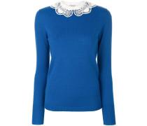 'Bliss' Pullover mit Kragen
