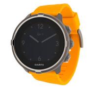 amber Spartan Trainer wrist HR watch