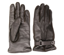 Handschuhe mit Druckknöpfen