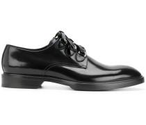 Derby-Schuhe mit Ösen