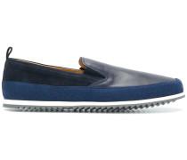 Klassisches Slip-On-Sneakers