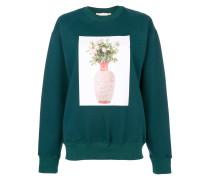 Sweatshirt mit digitalem Print