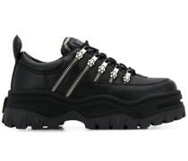 Hiking-Sneakers mit Schnürung