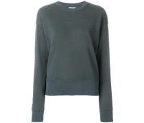 cobra embroidered sweatshirt