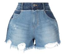 Shorts mit Tasche