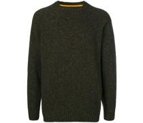 Wollpullover mit gesprenkeltem Muster