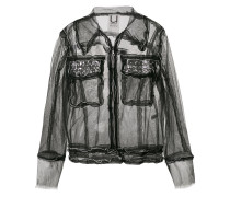 sheer pocket jacket