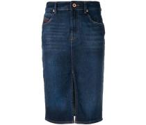 Jeans-Bleistiftrock
