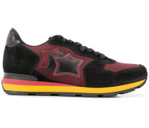'Antar' Sneakers in Colour-Block-Optik