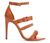 Abriell woven strap sandals