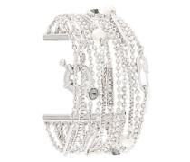 Armband mit Ketten aus Sterlingsilber
