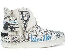 insanity art sneakers