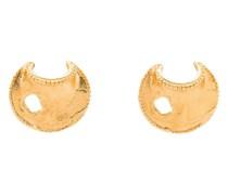 24kt vergoldete Ohrringe