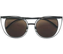 'Eventually' Cat-Eye-Sonnenbrille