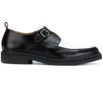 Monk-Schuhe mit Kreppsohle