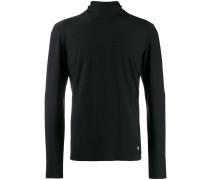 Pullover mit hohem Kragen