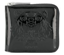 square tiger wallet