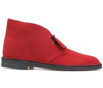 Brandy suede desert boots