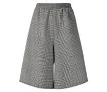 Shorts mit Prince-Of-Wales-Karo