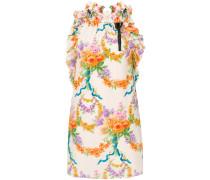 Tunika-Top mit floralem Print