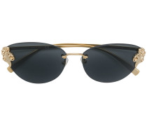 'Baroque' Cat-Eye-Sonnenbrille