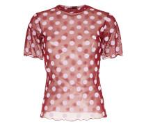 G.V.G.V. polka dot short sleeved top