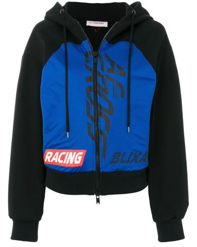 Racing hoodie