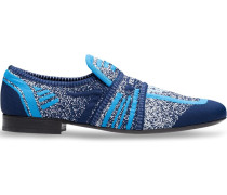 Loafer mit Stretch-Anteil