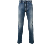 'Krooley' Jeans im Destroyed-Look